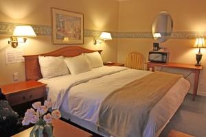 Chambre avec lit king 110
